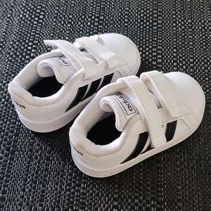 Adidas Toddler Sneakers White 4K